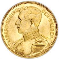 BELGIUM GOLD 20 FRANC (1867-1914)