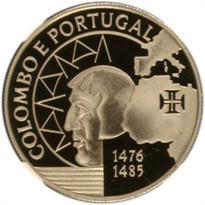 PORTUGAL 200 ESCUDOS (1987-2000)