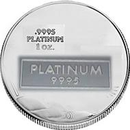 ISLE OF MAN PLATINUM CROWN (1979-1987, 1990)