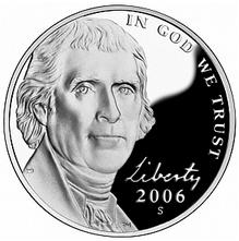 Jefferson Nickels -   Return to Monticello (2006-Present)
