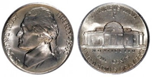 Jefferson Nickels (1942-1945)