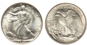 Walking Liberty Half Dollars (1916-1947)