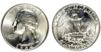 Washington Quarters (1932-1964)