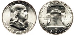 Franklin Half Dollars (1948-1963)
