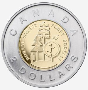 2 dollars 2011 Elizabeth II