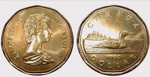 1 dollar 2008 Elizabeth II