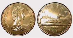 1 dollar 2010 Elizabeth II