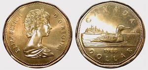 1 dollar 2010 - Navy Elizabeth II