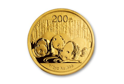 China Gold Coin Values Latest
