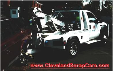 Cleveland Scrap Cars