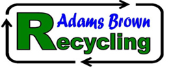 Adams Brown Recycling Station