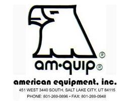 American equipment inc united states salt lake city for Gear company of america