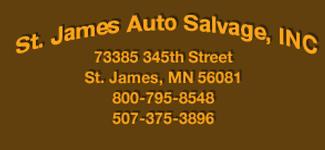 St James Auto Salvage & Truck