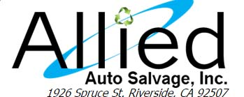 Riverside Auto Salvage >> Allied Auto Salvage Inc United States California Riverside