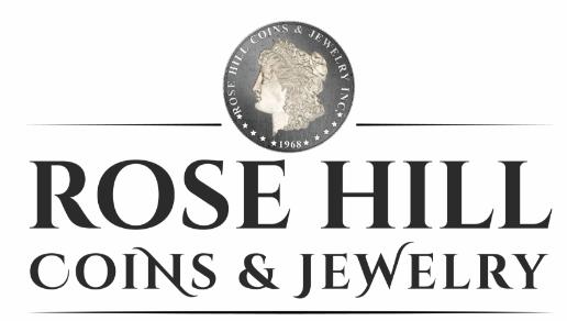 Rosehill coins united states idaho boise precious metals for Coin and jewelry exchange pleasant hill