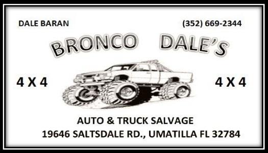 Bronco Dale