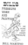 Bills Pressure Washing, Painting & Roofing