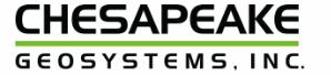 Chesapeake Geosystems, Inc