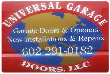 Universal Garage Doors, LLC