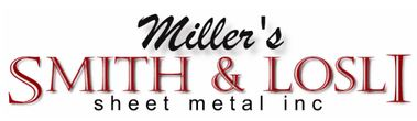 Millers Smith & Losli Sheet Metal