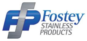 Fostey Stainless Products