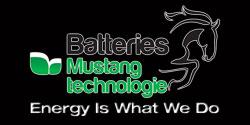 Batteries Mustang