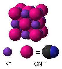 Potassium KCN