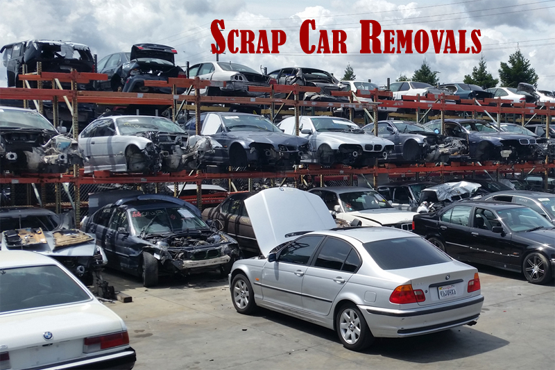 Scrap Car Removals