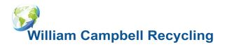 William Campbell Recycling