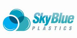 Sky Blue Plastics