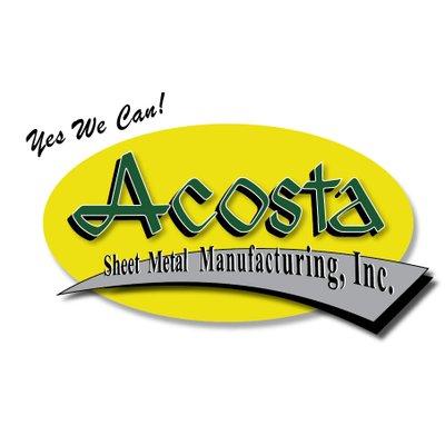 Acosta Sheet Metal Manufacturing, Inc.