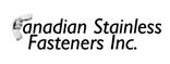 Canadian Stainless Fasteners Inc.