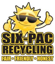 Six-Pac Recycling