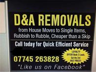 D&A Removals