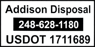 Addison Disposal Service, LLC