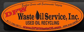 DFW Waste Oil Service, Inc.