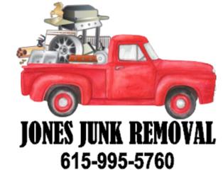 Jones Junk Removal