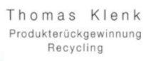 Thomas Klenk Recycling