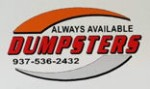 Always Available Dumpsters