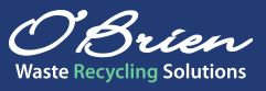 O Brien Waste Recycling Solutions