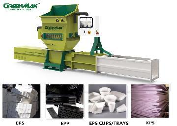 GREENMAX ZEUS series foam compactor
