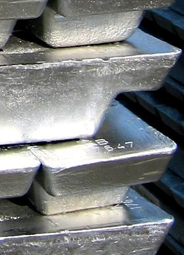 Pure Lead Metal Ingots