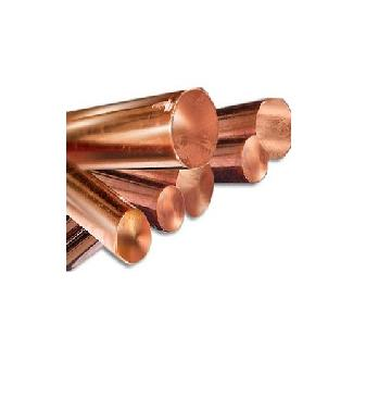 Copper Chromium Zirconium, Beryllium Copper Rods, Flats - Spot welding material
