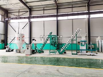 feed processing plant
