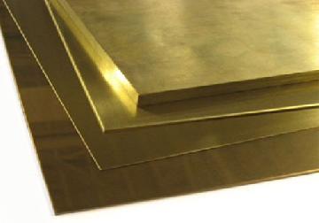 Manufacturer and Supplier of Brass Sheet