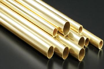 Manufacturer and Supplier of Brass Tube Pipe