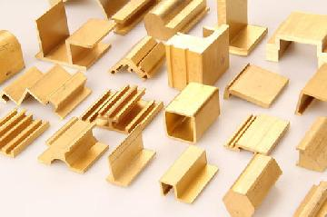 Manufacturer and Supplier of Brass Sections