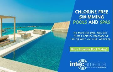 Chlorine free pool