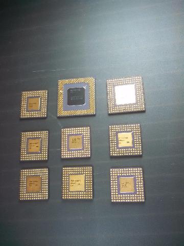 CPU INTEL AND AMD SCRAPS  AVILABLE BULK GOOD PRICE
