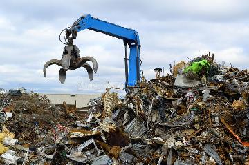 Buying non-ferrous metal for our recycling plants